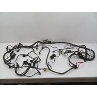 1978-1995 Porsche 928 S4 #1082 Front End Engine Bay Wire Wiring Harness Headlight