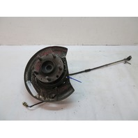 1978-1995 Porsche 928 S4 #1082 Hub Knuckle Spindle Rear Left Driver
