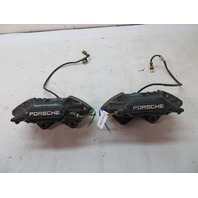 1987-1989 Porsche 928 S4 944 Turbo 951 #1082 Rear Brembo Brake Caliper Pair