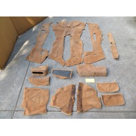 1978-1995 Porsche 928 S4 #1082 Interior Carpet Tan
