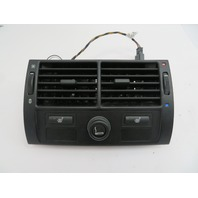 2000-2006 BMW X5 4.4L E53 #1083 Rear Vent W/ Heated Seat Switch & Lighter Socket