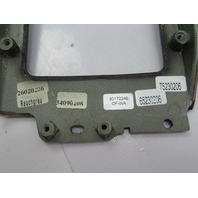 2000-2006 BMW X5 4.4L E53 #1083 Center Console Smoke Grey Wood Trim OEM