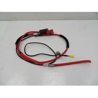 2003-2006 BMW X5 4.4L E53 #1083 Positive Battery Cable Pole Post