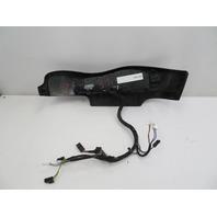 BMW X5 4.4L E53 #1083 Power Sport Seat Switch & Trim W/ Lumbar, Left Driver