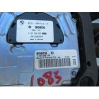 2000-2006 BMW X5 4.4L E53 #1083 Radiator Cooling Fan & Shroud OEM Complete