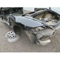 05-08 Porsche Boxster S 987 #1085 Quarter Panel Frame Unibody Section, Left