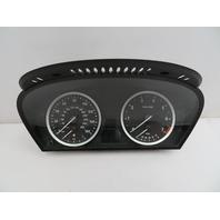 2007 BMW 525i 550i E60 #1084 Speedometer Instrument Cluster 72k Miles
