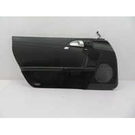 2005-2008 Porsche Boxster S Cayman 911 997 987 #1085 Door Panel, Left Black
