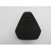 05-12 Porsche Boxster S Cayman 911 997 987 #1085 Dashboard Speaker Cover Black