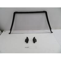 05-12 Porsche Boxster S 987 #1085 OEM Roll Bar Center Wind Deflector W/Mounts