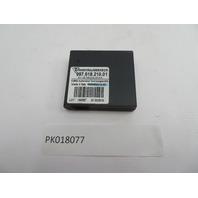 05-12 Porsche Boxster S Cayman 911 997 987 #1085 Interior Alarm Sensor Module
