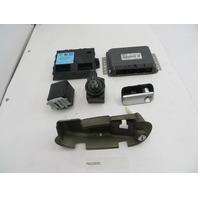 2005-2008 Porsche Boxster S 3.2L 987 #1085 Igniton Immobilizer DME ECU Lock Set
