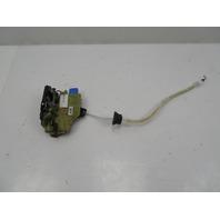 05-12 Porsche Boxster S Cayman 911 997 987 #1085 Power Door Latch Lock, Left