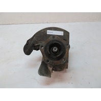 05-12 Porsche Boxster S Cayman 987 #1085 Wheel Hub Knuckle Spindle, Left Front