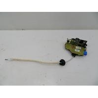 Porsche 911 Turbo 997 987 Cayman Boxster #1086 Power Door Latch Lock, Left