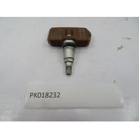 07-09 Porsche 911 Turbo 997 #1086 (1) TPMS Tire Pressure Sensor Smart Sensor