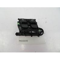 07-09 Porsche 911 Turbo 997 #1086 Convertible Cab Power Window Switch, Left