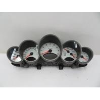07-09 Porsche 911 Turbo 997 #1086 Tiptronic Instrument Cluster Speedometer 38k