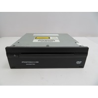 07-09 Porsche 911 Turbo 997 #1086 Navigation GPS DVD Drive Unit Player