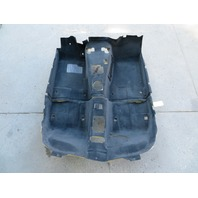 96-02 BMW Z3 M Roadster E36 #1087 Main Interior Black Carpet OEM