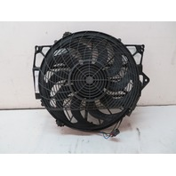 BMW Z3 M Roadster E36 #1087 Electric Auxiliary Cooling Fan & Shroud M52 S52