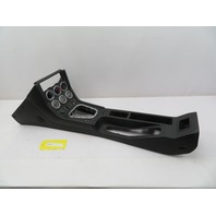 98-02 BMW Z3 M Roadster E36 #1087 Leather Center Console Complete Gauges Black