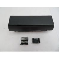 96-02 BMW Z3 M Roadster E36 #1087 Center Console Armrest Cassette Box Holder
