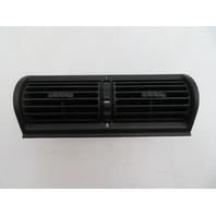 96-02 BMW Z3 M Roadster E36 #1087 A/C Heat Center Dashboard Air Vent Black