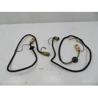 1983-1991 Porsche 928 S4 #1089 Rear ABS Brake Sensor Wire Harness Pair Wiring