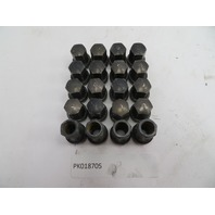 1978-1995 Porsche 928 S4 #1089 Aluminum Wheel Lug Nut Set 20pcs
