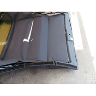 01-06 BMW M3 E46 #1090 Convertible Soft Top Black Frame Assembly