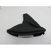 01-06 BMW M3 E46 Convertible #1093 Black Leather Parking E-Brake Boot