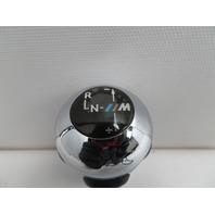 01-06 BMW M3 E46 Convertible #1093 SMG Transmission Shift Knob OEM