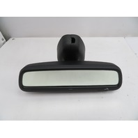 06 BMW M3 E46 Convertible #1093 Interior Dimming Rear View Mirror Homelink SOS