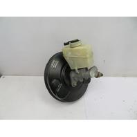 01-06 BMW M3 E46 Convertible #1093 Brake Master Cylinder & Booster 2282455