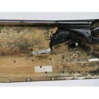 91-97 BMW 840ci 840i E31 #1094 Right Passenger Grey Nappa Leather Door Panel