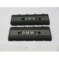 91-97 BMW 840ci 840i E31 #1094 Engine Valve Cover Trim Pair