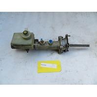 91-97 BMW 840ci 840i E31 #1094 Brake Master Cylinder & Servo Booster