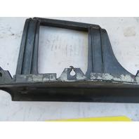 91-97 BMW 840ci 840i E31 #1094 Front Bumper Lower Reinforcement Trim