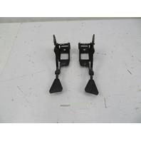 91-97 BMW 840ci 840i E31 #1094 Hood Latch Catch Lock Set Pair