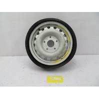 Porsche 944 951 928 #1095 OEM Aluminum Space Saver Spare Wheel & Tire Outlaw