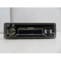 Panasonic CQ-DP383U Radio CD Player Sirus MP3 Ipod #1096 W/ Remote & Wiring