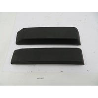 1986 Porsche 944 #1096 Front Bumper Rubber Pad Guard, Left & Right Pair