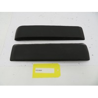 1986 Porsche 944 #1096 Rear Bumper Rubber Pad Guard, Left & Right Pair