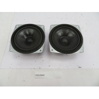 BMW Z3 Roadster E36 #1097 Nokia Footwell Speaker Pair