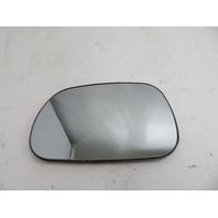 BMW Z3 Roadster E36 #1097 OEM Exterior Mirror Reflector Lens, Left Driver