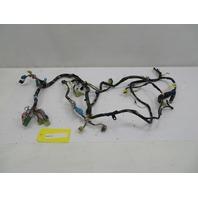 1987 Toyota Supra MK3 #1099 Dashboard Instrument Gauge Dash Wire Wiring Harness