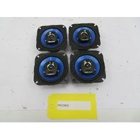 """Alpine SPS-1029 Coaxial 2-Way 60W 4"""" Speaker Set (4PCS) #1099"""