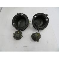 Toyota Supra MK3 #1099 Front Pair TEMS Suspension Strut Control Actuator