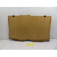 1986-1992 Toyota Supra MK3 #1099 OEM Trunk Wood Floorboard Spare Cover